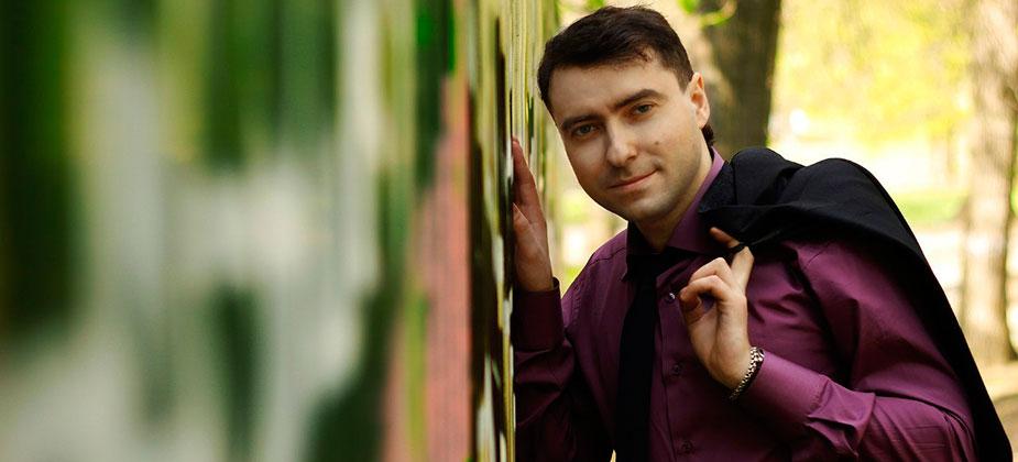 Павел Пикалов, руководитель ансамбля
